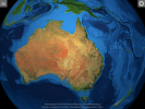 001_globe_australia_sea
